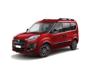Fiat Doblo 7 pax - Red Line Rent a car