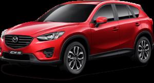 Mietwagen Mazda CX-5 Autovermietung Red Line Rent a Car El Hierro