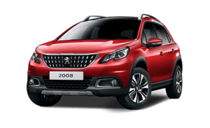 Peugeot 2008 Family - Red Line Rent a Car Car Rental