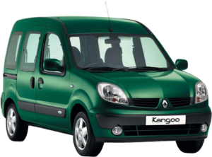 Renault Kangoo Family. La Palma Car Rental.