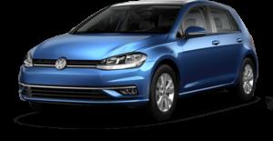 VW Golf - Red Line Rent a car Car Rental