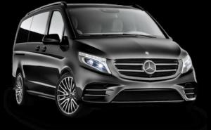 Mietwagen Mercedes V Automatik 8 pax - Autovermietung Teneriffa. Red Line Rent a Car.