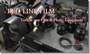 Red Line Film. Produktion und Equipment-Verleih auf den Kanarischen Inseln